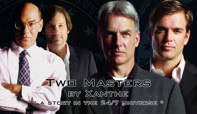 Two Masters by Xanthe