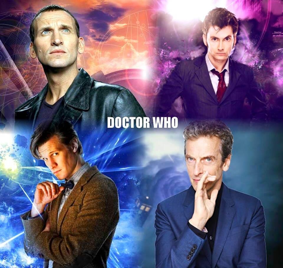 Dr Who by Marislash