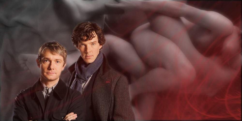 Sherlock by Marislash