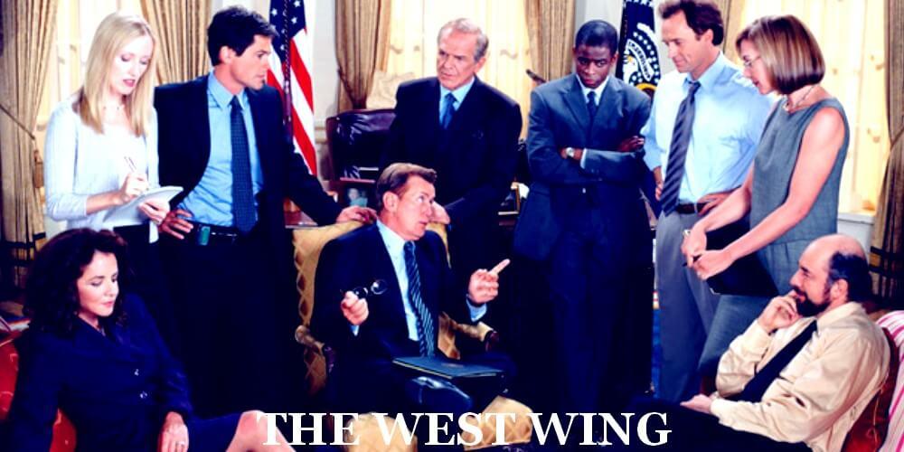 WestWing by Marislash