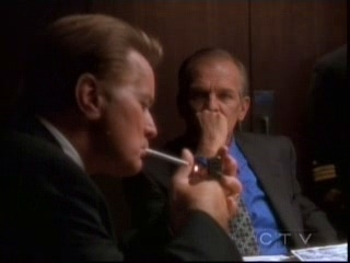 Leo McGarry's Famous And Yet Deadly Secret Cure for Nerves