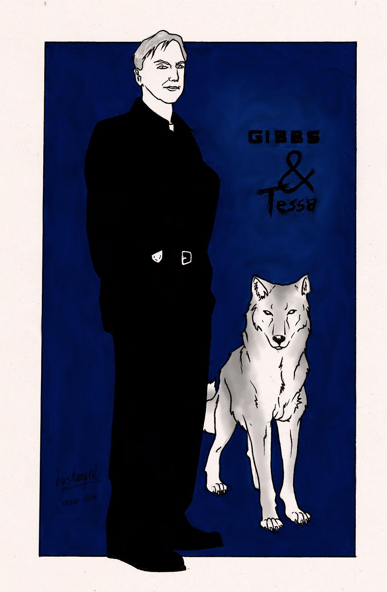 By Shyangell (http://shyangell.deviantart.com)Gibbs