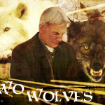 Two Wolves graphic by Winter_elf