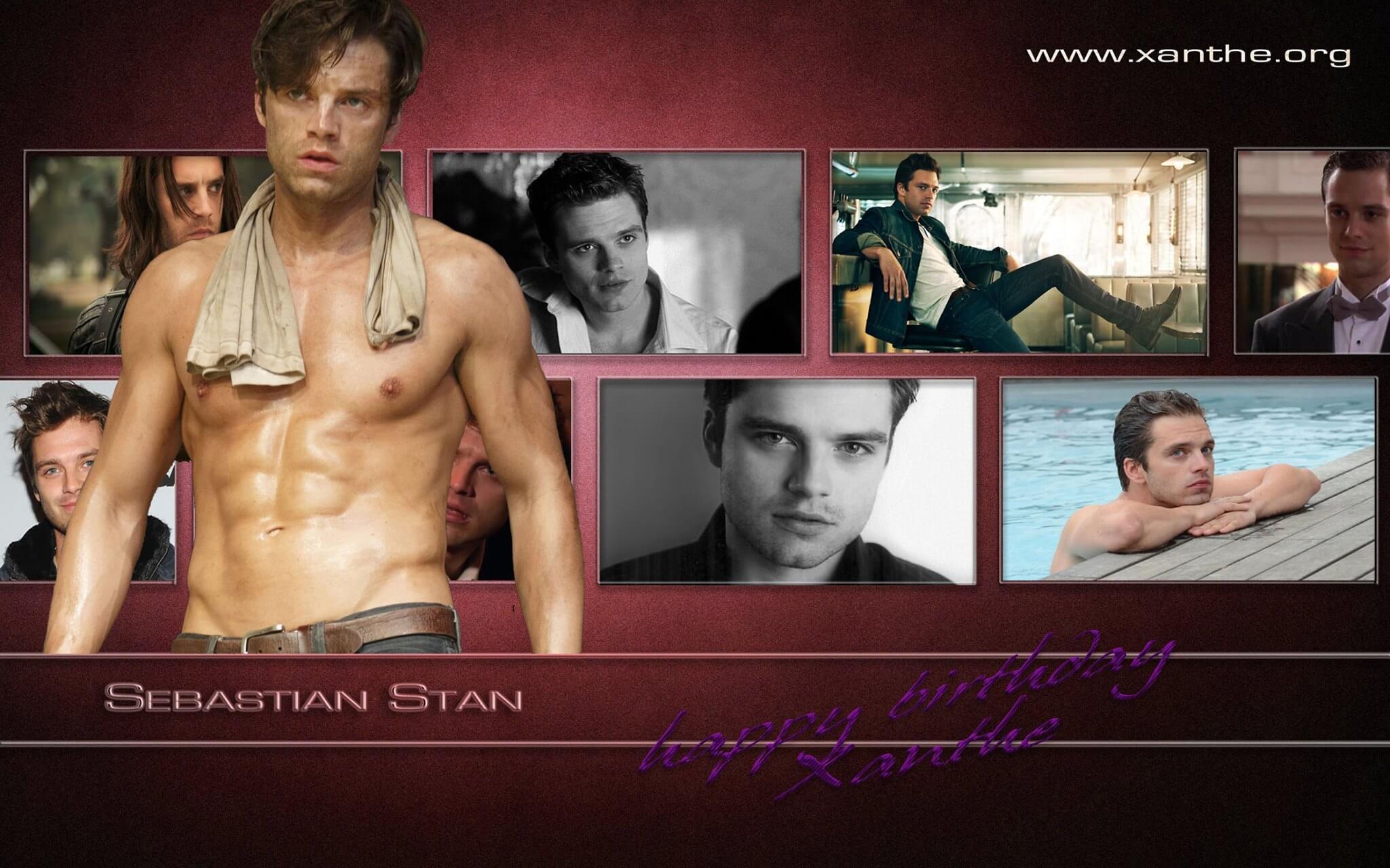 Sebastian Stan by Jacci